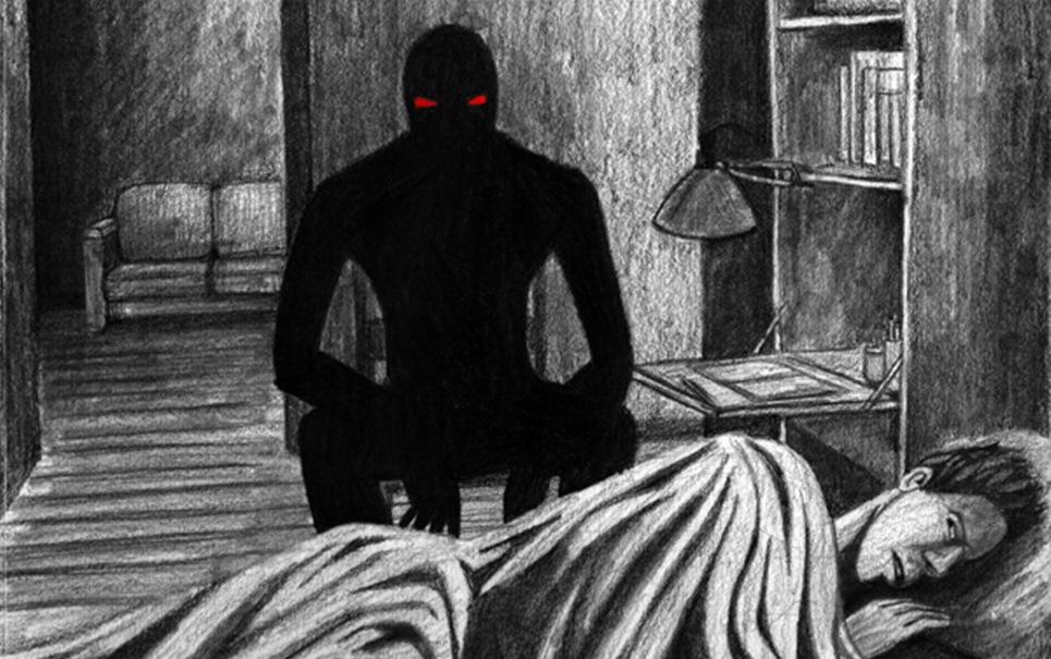 Você já ouviu falar das sombras sinistras que aterrorizam algumas pessoas?