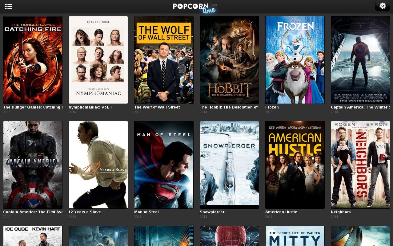 Popcorn Time: sistema de streaming gratuito ganha app para o Android