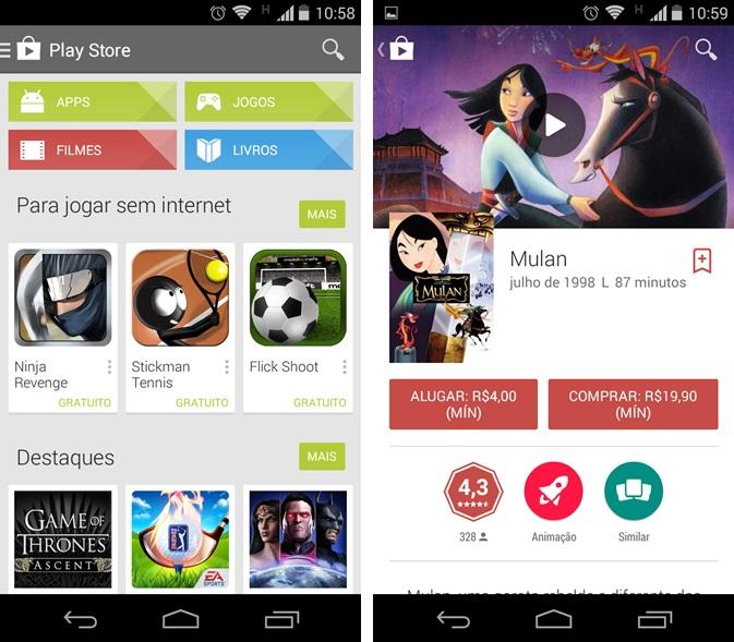 Saiu a nova Google Play Store! Baixe o APK e teste agora mesmo