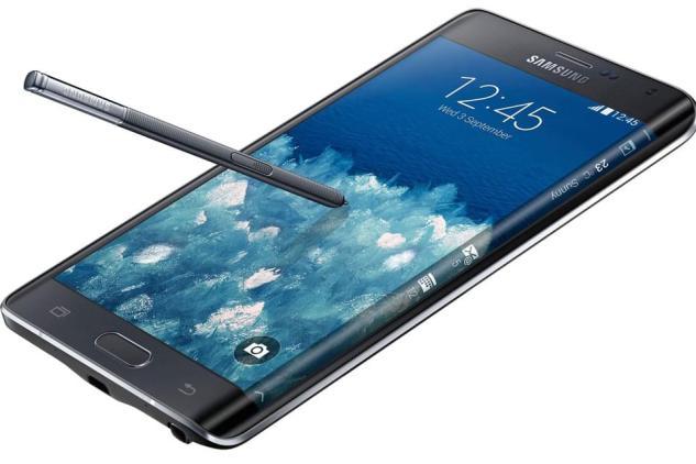 Galaxy Note Edge Deve Chegar ao Brasil no Mês de Janeiro Custando R$ 3mil