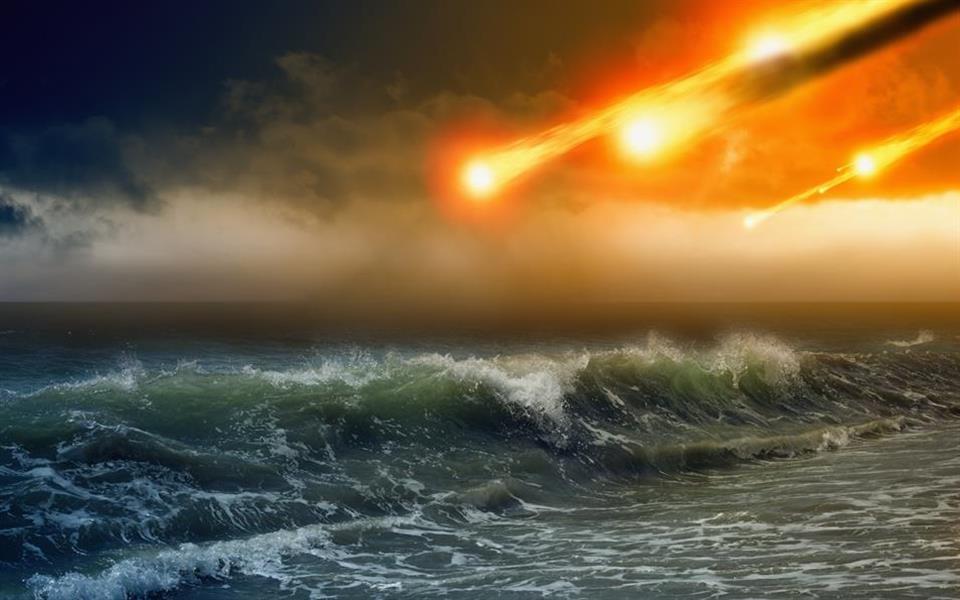 Bola de fogo atravessa o céu do estado de São Paulo e cai no litoral