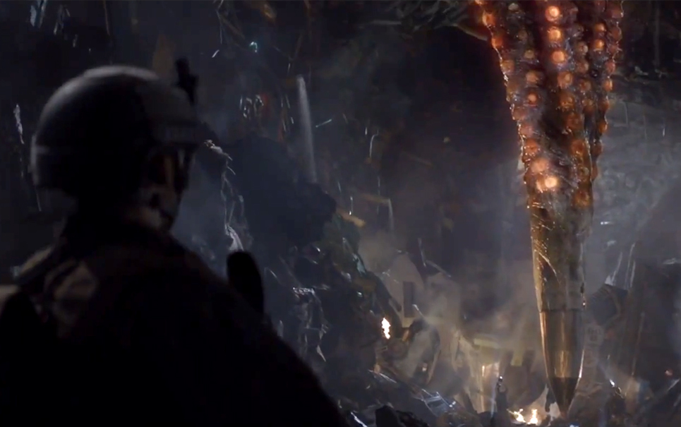 Trailer do novo filme do Godzilla finalmente mostra a aparência do monstro