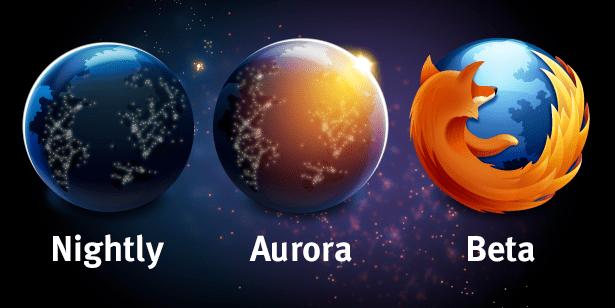 Entenda as principais diferenças entre as versões do Firefox