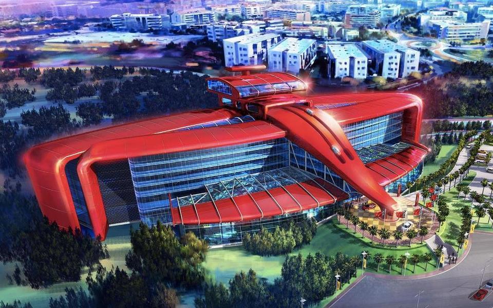 Ferrari anuncia seu primeiro parque temático europeu na Espanha