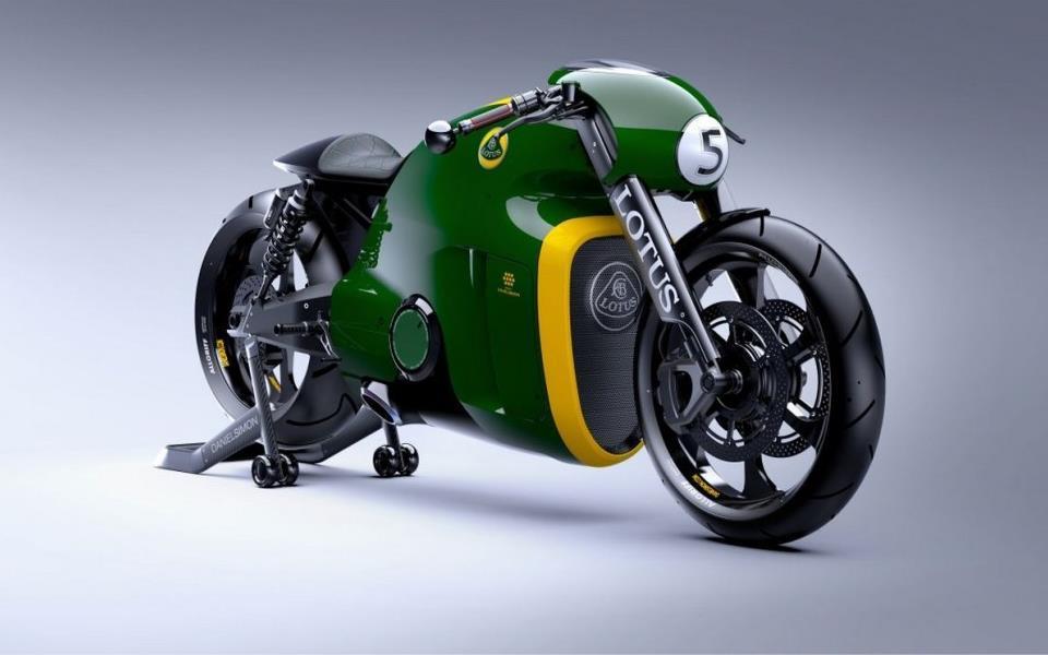 5 conceitos de motos revolucionárias