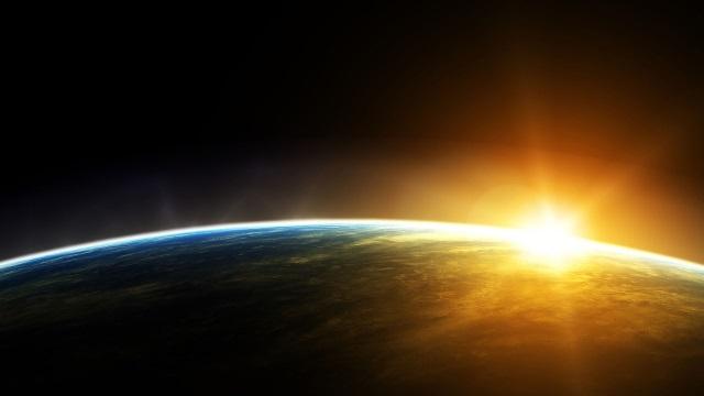 Avistamento do Sol