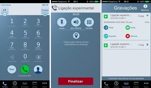 Como gravar ligações no seu Android e IOS(iPhone) 4