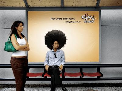 Cabelo Black Power