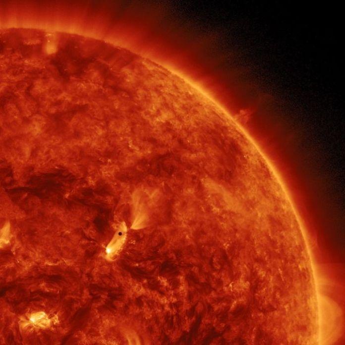 Sol e Mercúrio