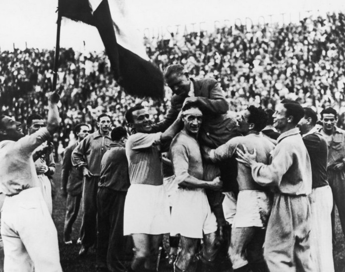 la Final de la Copa Italia