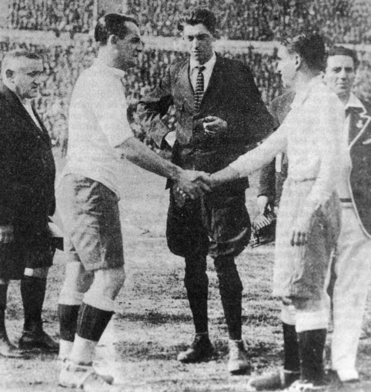 Finam de la Copa en el Uruguay