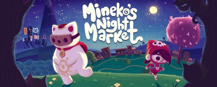 Minekos Nachtmarkt, neue Nintendo-Nune-Katzen und japanische Kultur