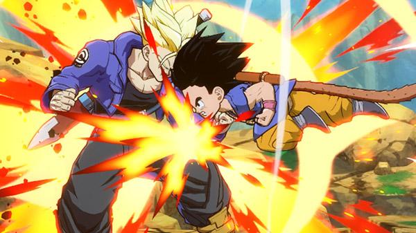 Dragon Ball FighterZ: Kid Goku von Dragon Ball GT kommt im Mai an