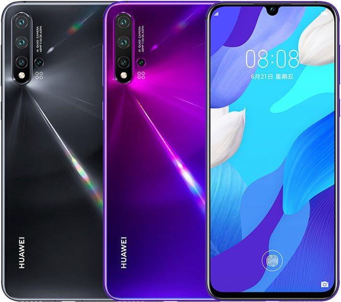 Image: Huawei Nova 5 Pro