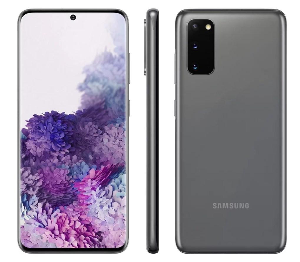 Imagem: Samsung Galaxy S20
