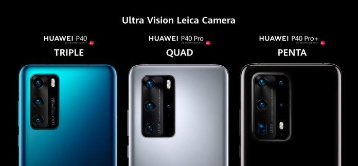 Huawei P40 Pro Cameras