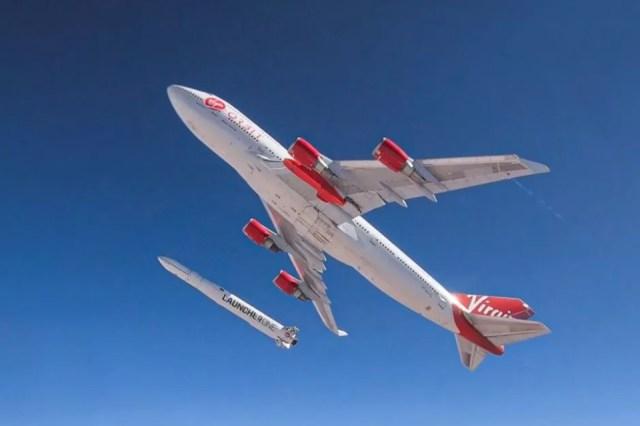 Virgin Orbit falha em primeiro teste de lançamento do LauncherOne - TecMundo