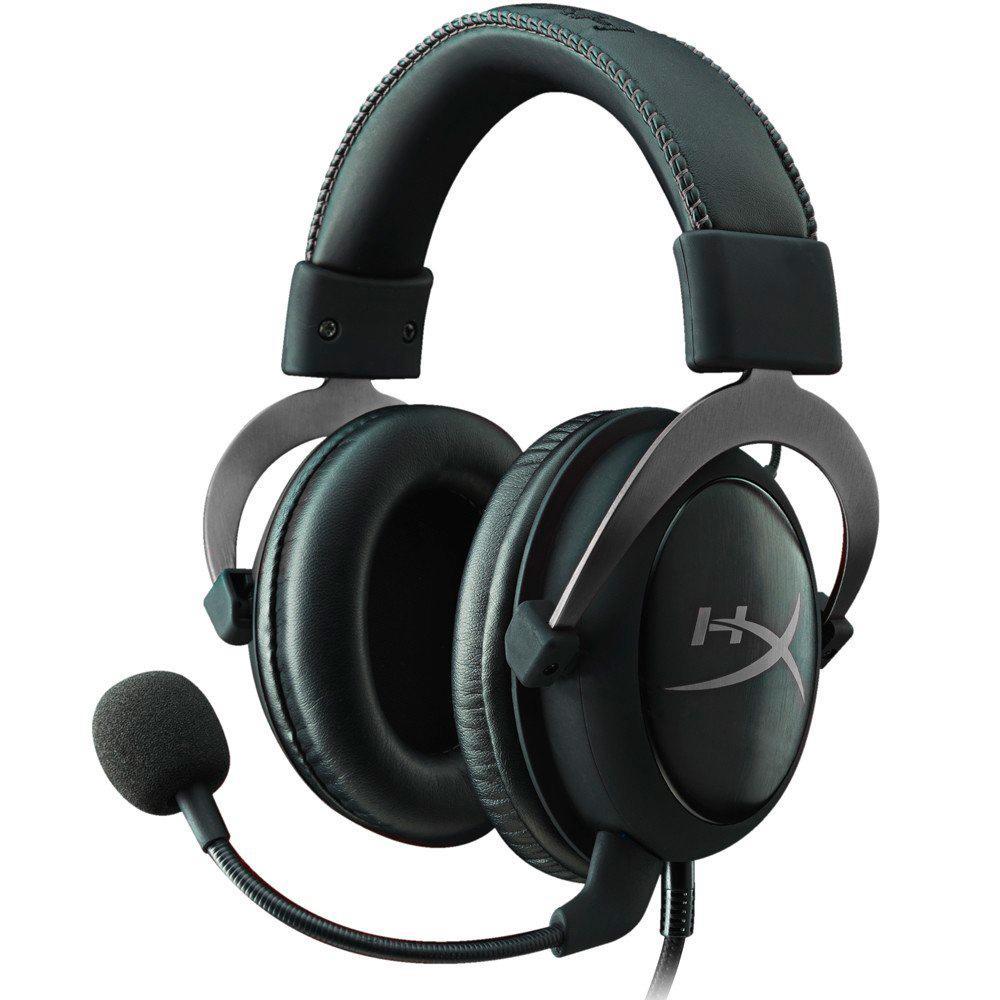 Imagem: Headset com Microfone HyperX Cloud II