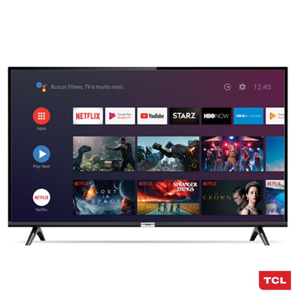 "Imagem: Smart TV LED 32"" TCL 32S6500'''"