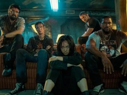 The Boys 2ª temporada: insanidade vai se intensificar, diz ator   Minha  Série