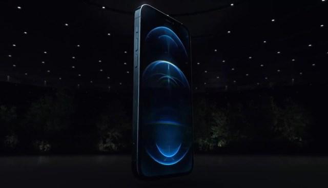 O iPhone 12 Pro.