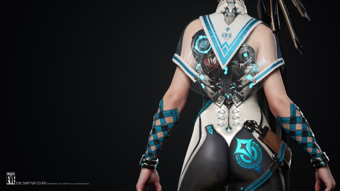 Project EVE, inspired by NieR, gains gameplay and screesnhots