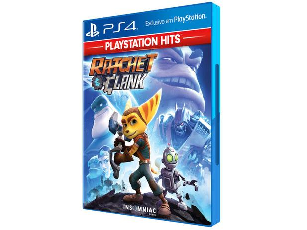 Image: Ratchet & Clank game, PlayStation 4