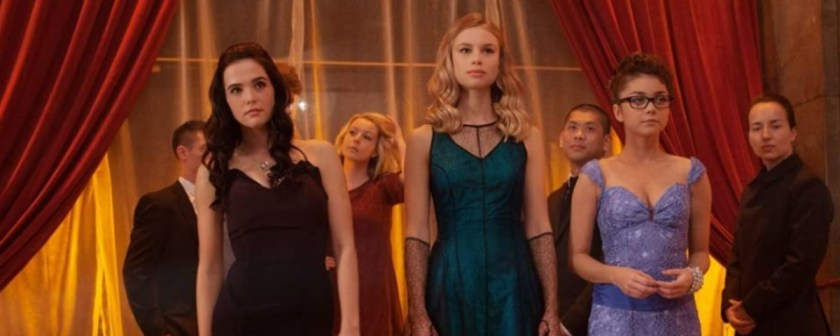 Image from: Vampire Academy: Full Cast of New Series Announced;  Look
