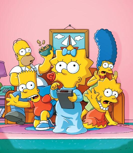 The Simpsons/Disney/Star+