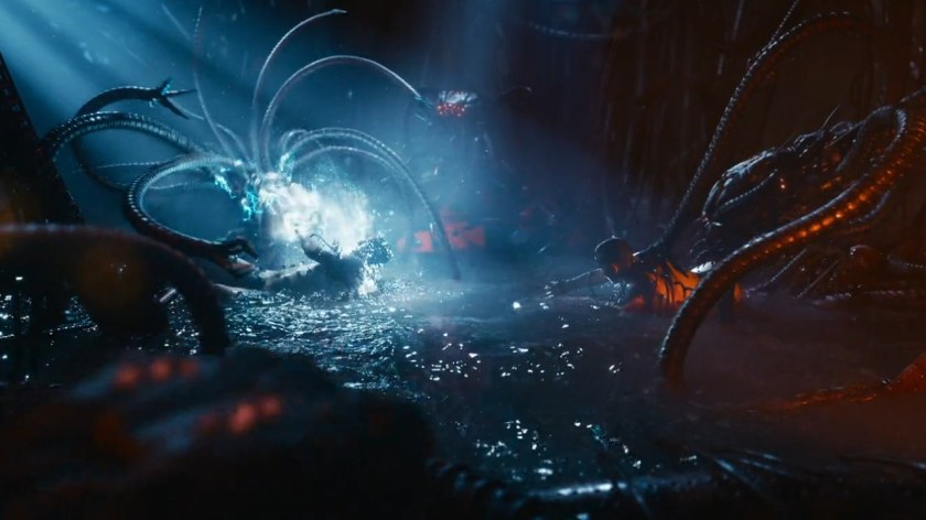 Matrix Resurrections scene