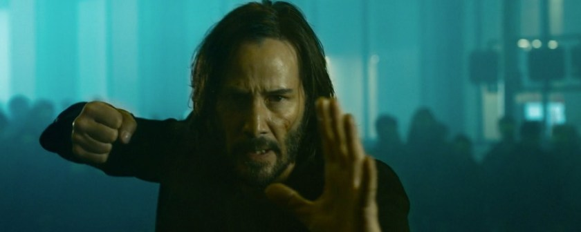 Image from: Matrix 4: Keanu Reeves is back as Neo in new teasers