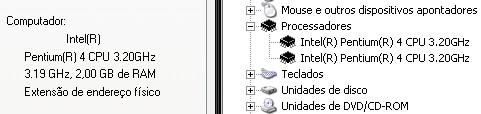 O que são multi e hyper-threading?