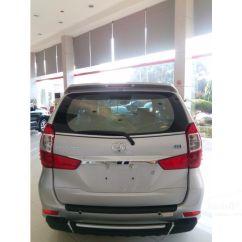 Grand New Avanza Dijual Spesifikasi Toyota All Kijang Innova Jual Mobil 2017 G Basic 1.3 Di Dki Jakarta ...