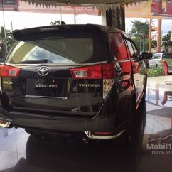 Innova New Venturer Grand Avanza Silver Toyota Kijang 2017 V 2.0 Di Dki Jakarta Automatic ...