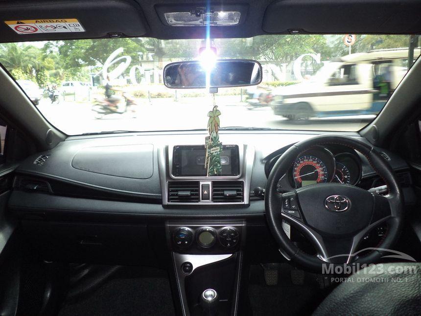 toyota yaris trd sportivo manual gambar mobil grand new avanza veloz jual 2015 1 5 di dki jakarta hatchback