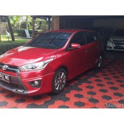 Toyota Yaris Trd 2014 Dijual All New Camry Sportivo 1.5 Di Banten Automatic ...