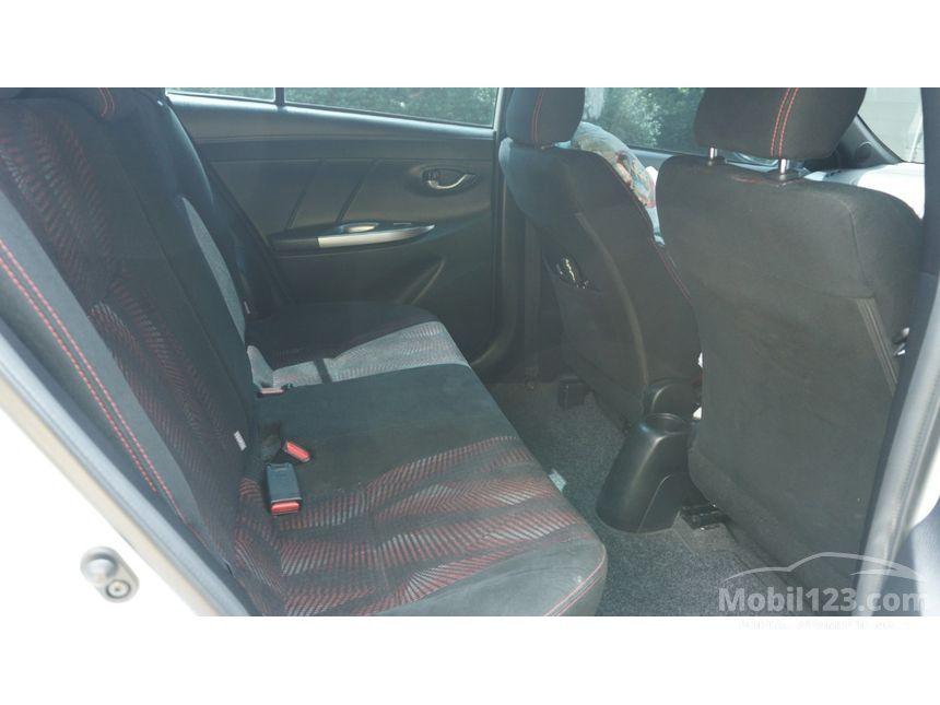 toyota yaris trd sportivo bekas bandung konsumsi bbm all new alphard jual mobil 2014 1.5 di dki ...