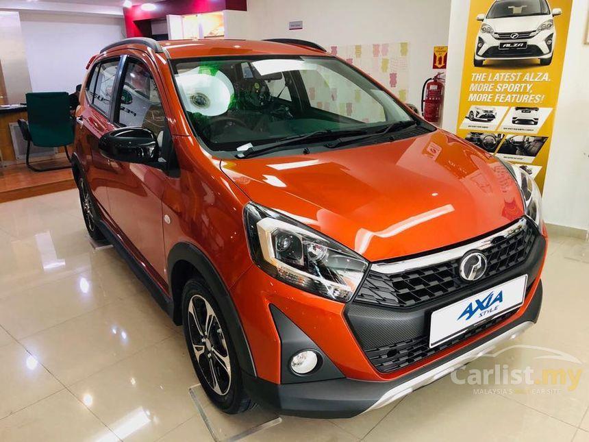 Senarai harga kereta perodua 2021 pengecualian cukai jualan sehingga 31. Harga Kereta Perodua Axia 2021 - Khabi News