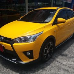 New Yaris Trd 2017 All Toyota Camry 2018 Thailand Sportivo 1 2 In กร งเทพและปร มณฑล Automatic Hatchback