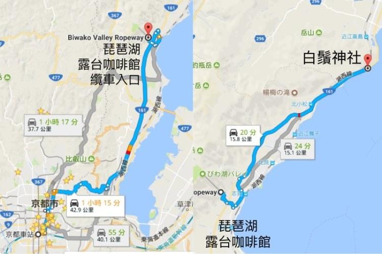 滋賀景點 白鬚神社 聳立琵琶湖中央,仙氣逼人水上鳥居~遠道而來也心甘情願的京都祕境
