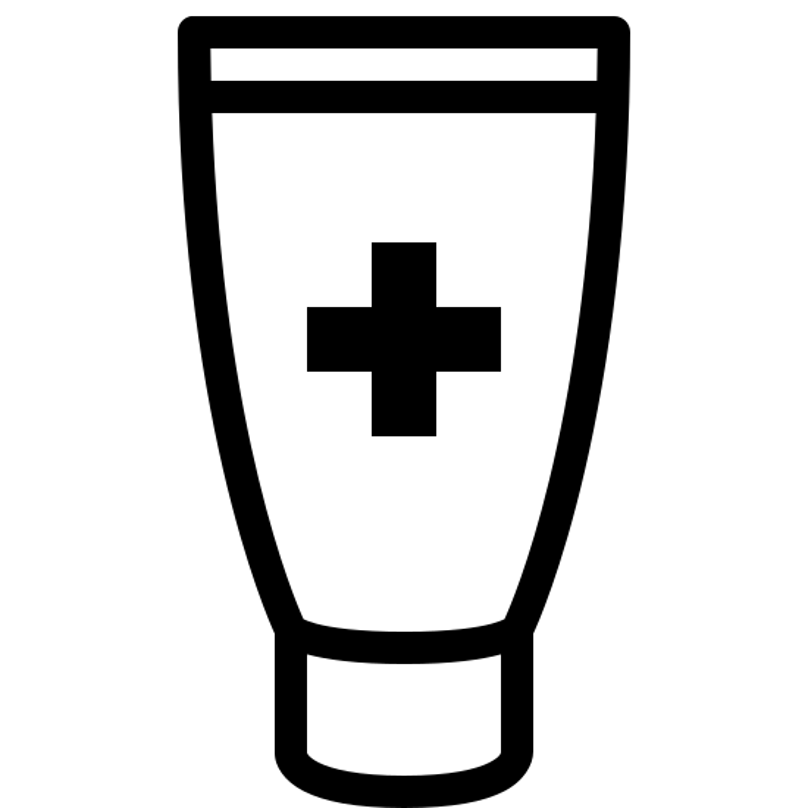 Crema Antiseptica Icono