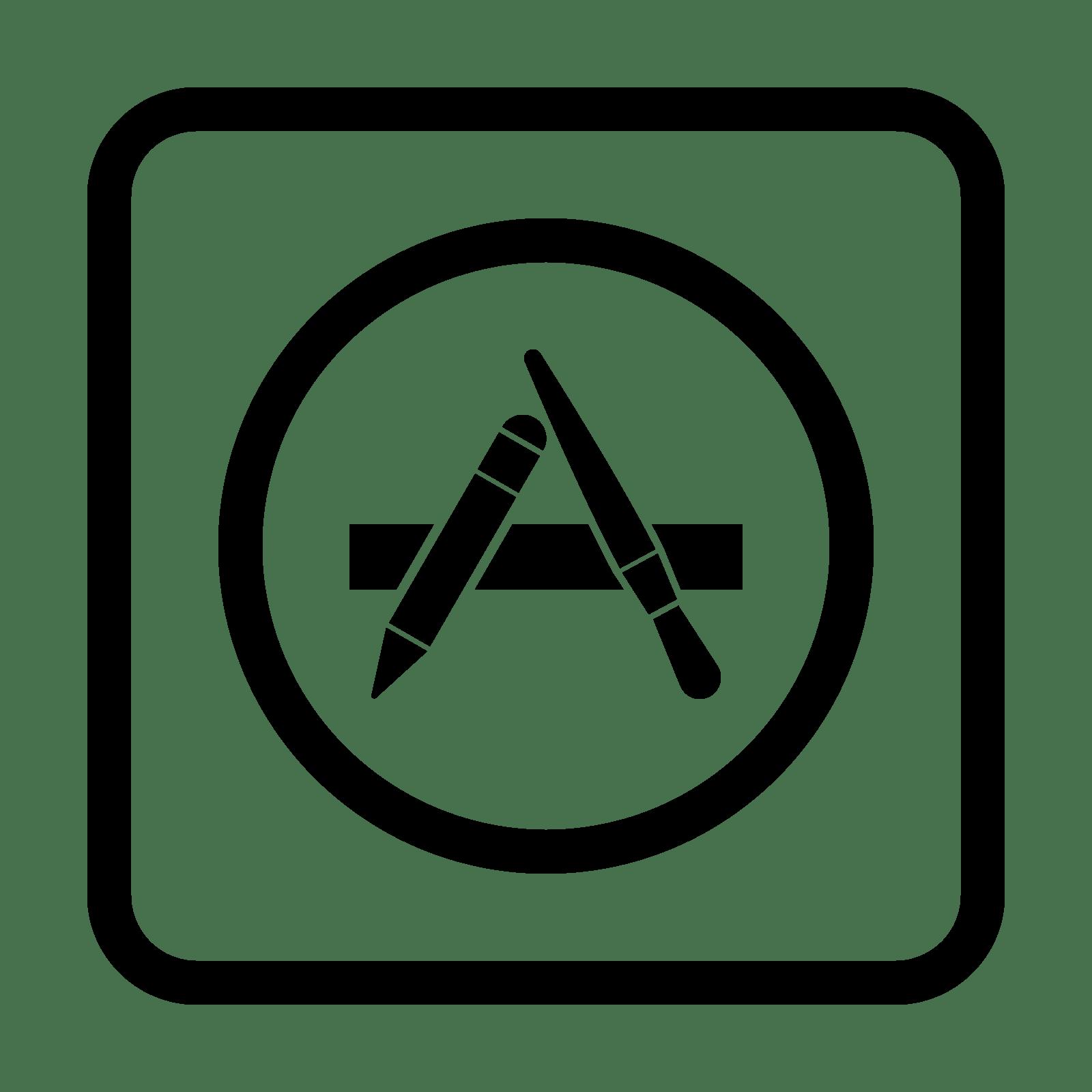 quotAppSymbolquotIcon Kostenloser Download PNG und Vektorgrafik