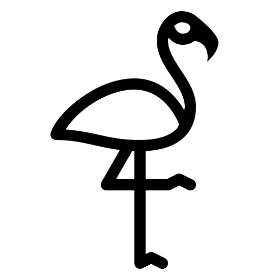Flamingo Icon