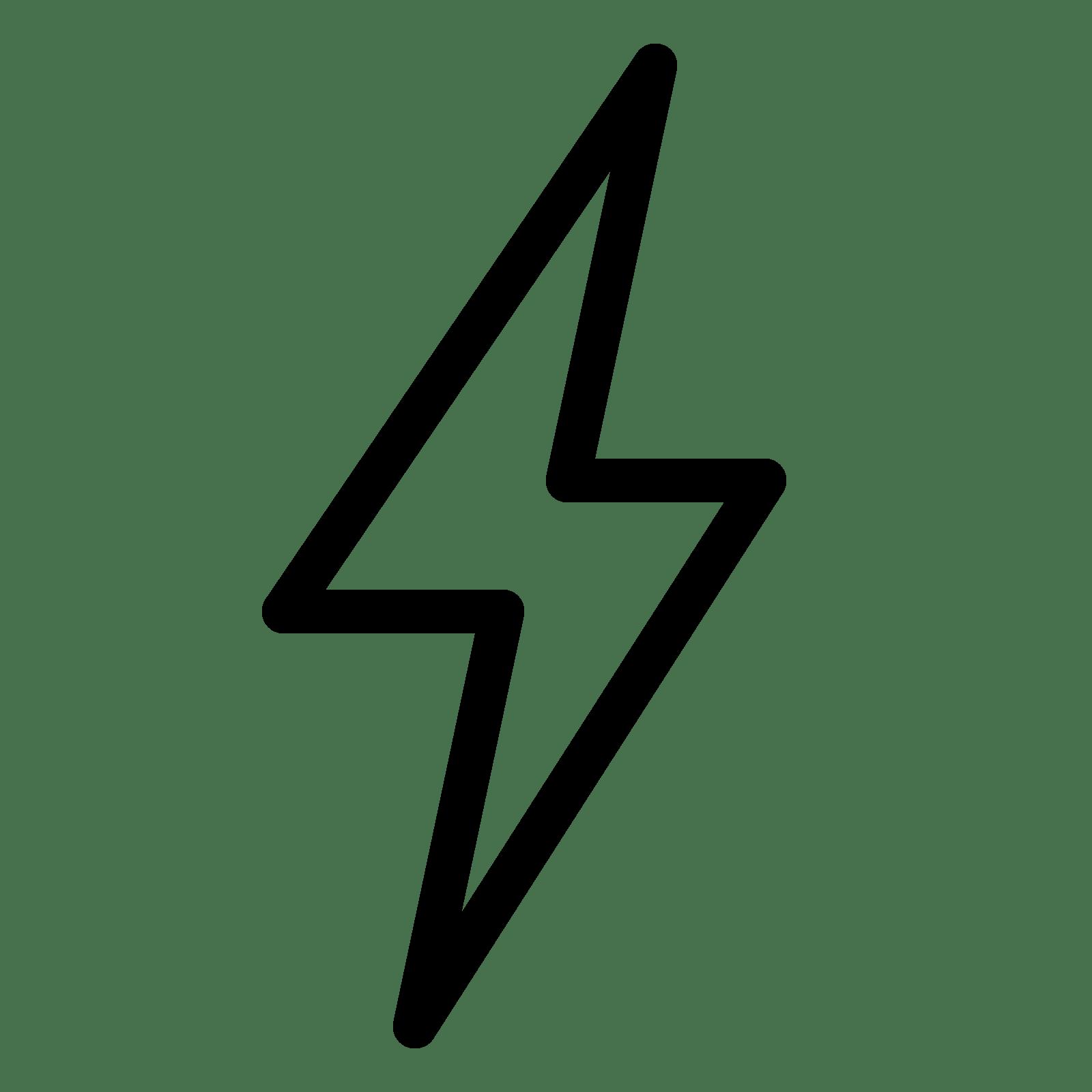 Tornado And Lightning Bolt Blue