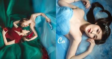 姊妹照還可以這樣拍!童話主題 婚紗桃園女攝影師Co蔻撥浪漫攝影工作室 孕婦寫真