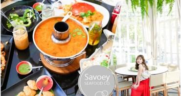 【曼谷】夢幻玻璃屋Savoey 泰國必吃平價泰式料理Sukhumvit26分店