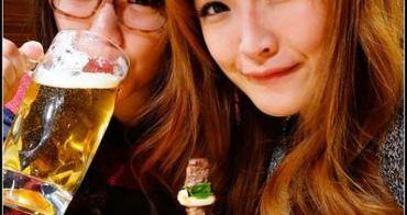 【大阪心齋橋】秋吉串燒 - 台幣25元就可以吃到串燒居酒屋!日本平價美食