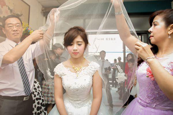 ♥我要結婚了♥ 2015 10.10 國慶新娘-愛伊特婚禮過程大公開 (上)