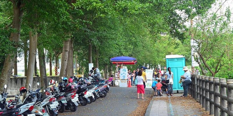 『彰化田中_田八堡市集』在地人市集,野餐、表演、DIY、寫生、抽獎!
