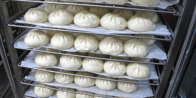 『彰化田中_大新庄早點』在地人隱藏早點,肉包、筍包、饅頭超大顆!